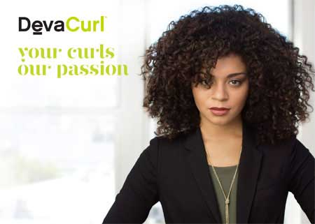 Deva Curl hair products at Boulder Hair Salon AKA Voodoo Hair Lounge