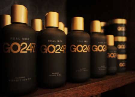 Unite GO 24/7 for men hair products at Boulder Hair Salon AKA Voodoo Hair Lounge